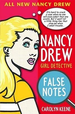 False Notes Carolyn Keene