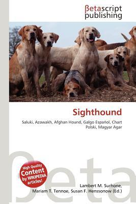 Sighthound  by  NOT A BOOK