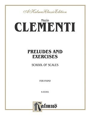 Preludes and Exercises  by  Muzio Clementi