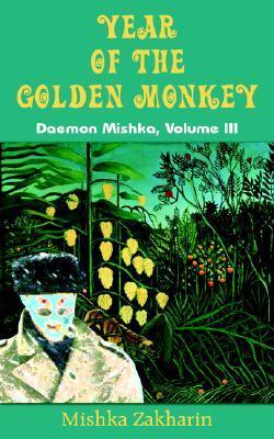 BANANA YOU!: Daemon Mishka, Volume II Mishka Zakharin