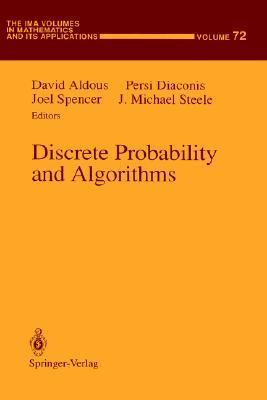 Discrete Probability and Algorithms  by  David Aldous