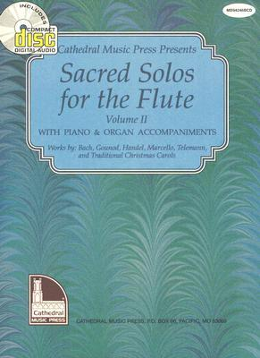 Mel Bay Sacred Solos for the Flute Volume 2 Book/CD Set  by  Mizzy Mccaskill