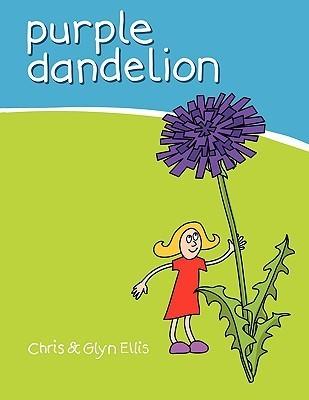 Purple Dandelion  by  Chris Ellis