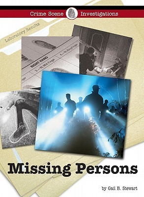 Missing Persons  by  Gail B. Stewart