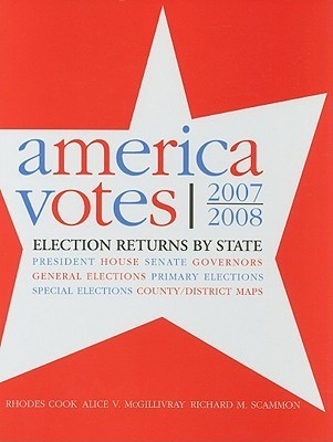 America Votes: Election Returns  by  State by Rhodes Cook
