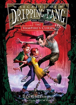The Vampires Curse  by  Dan Greenburg