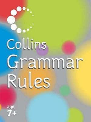 Collins Grammar Rules  by  John McIlwain