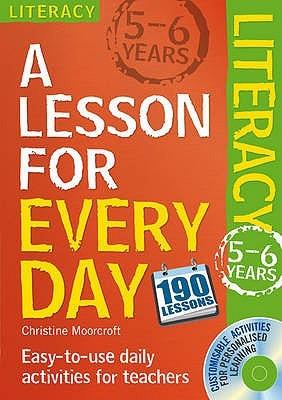Literacy Ages 5-6 Moorcroft