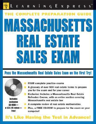 Massachusetts Real Estate Exam (Massachusetts Real Estate Sales Exam LearningExpress
