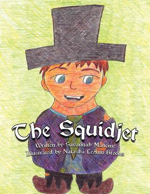 The Squidjet  by  Savannah Mancine