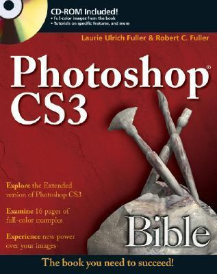 Photoshop Cs3 Bible [With CDROM]  by  Laurie Ulrich-Fuller