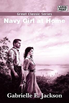 Navy Girl at Home Gabrielle E. Jackson