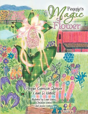 Peggies Magic Flower  by  Laura Waters