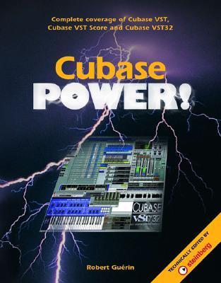 Cubase Power!  by  Robert Guerin