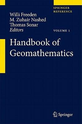 Handbook Of Geomathematics  by  Willi Freeden