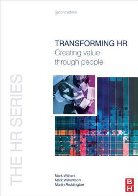 Transforming HR Mark Withers