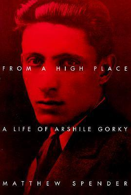 From a High Place: A Life of Arshile Gorky  by  Matthew Spender