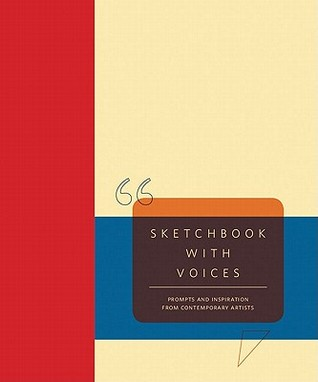 Sketchbook with Voices  by  Eric Fischl