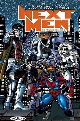 Next Men Premiere Edition Volume 2 John Byrne