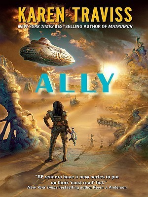 Ally  by  Karen Traviss