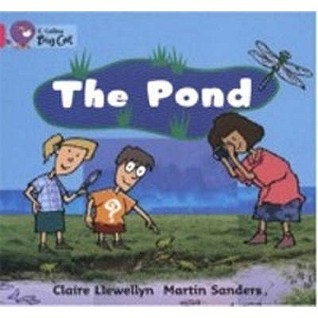 The Pond Claire Llewellyn