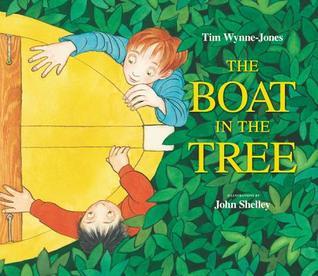 The Boat in the Tree Tim Wynne-Jones