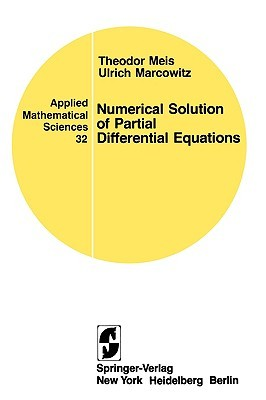 Numerical Solutions of Partial Differential Equations Theodor Meis