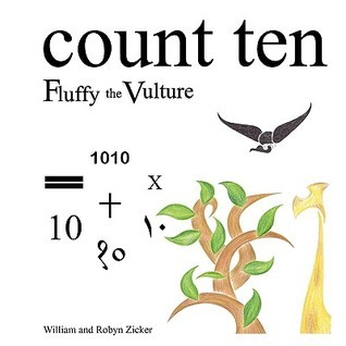 Count Ten, Fluffy the Vulture  by  William Zicker