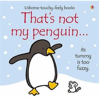 Thats Not My Penguin Fiona Watt