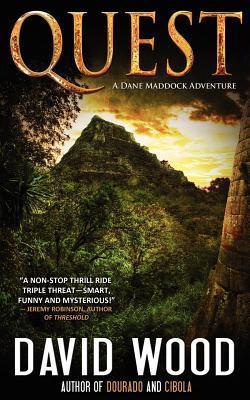 Quest: A Dane Maddock Adventure  by  David  Wood