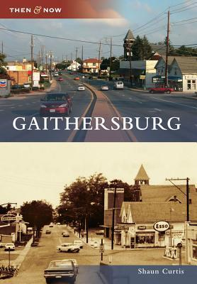 Gaithersburg, Maryland (Then and Now)  by  Shaun Curtis