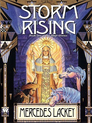 Storm Rising (Mage Storm Series #2)  by  Mercedes Lackey