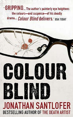 Colour Blind Jonathan Santlofer