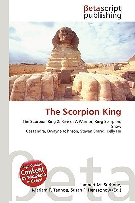 The Scorpion King NOT A BOOK