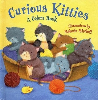 Curious Kitties: A Color Book  by  Sam McKendry