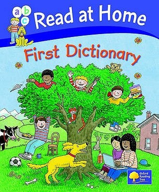 Read At Home First Dictionary Claire Kirtley