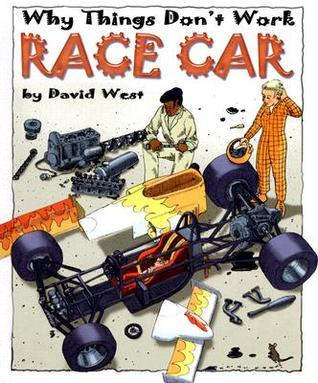 Race Car David    West