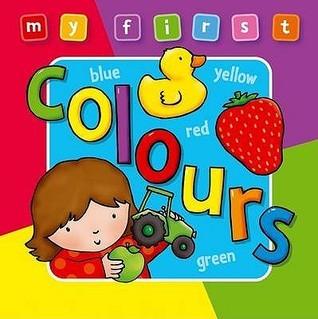 My First Colours Anna Award