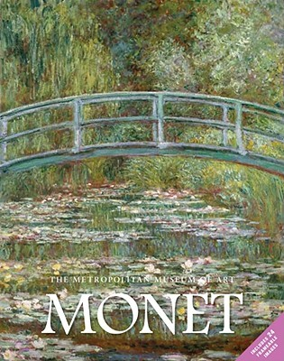 Monet: Includes 24 Framable Images  by  The Metropolitan Museum Of Art