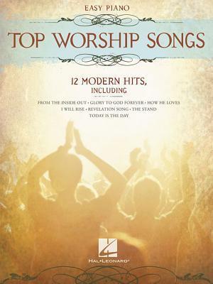 Top Worship Songs  by  Hal Leonard Publishing Company