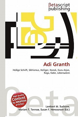 Adi Granth  by  NOT A BOOK