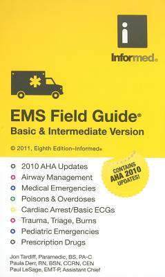 EMS Field Guide, Basic and Intermediate Version 5-Pack  by  Jon Tardiff
