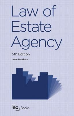 Law of Estate Agency  by  John Murdoch