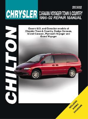 Chrysler Caravan, Voyager And Town & Country, Revised Edition:  1996 Through 2002 Matthew Frederick