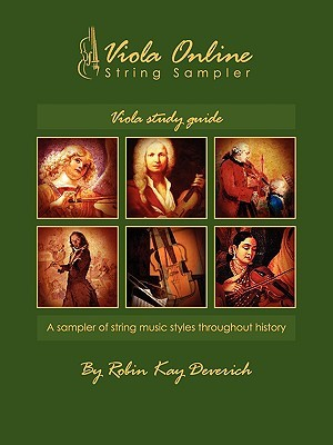 Violin Online String Sampler Colorall Fingering Violin Music  by  Robin Kay Deverich