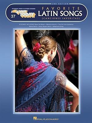 Favorite Latin Songs: Canciones Favoritas  by  Hal Leonard Publishing Company