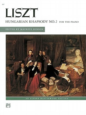 Hungarian Rhapsody, No. 2  by  Franz Liszt