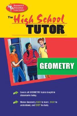 High School Geometry Tutor  by  Research & Education Association