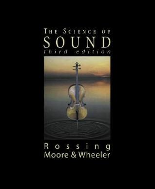Principles Of Vibration And Sound Thomas D. Rossing
