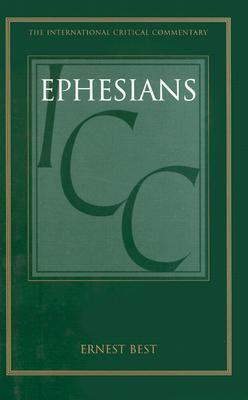 Ephesians Ernest Best